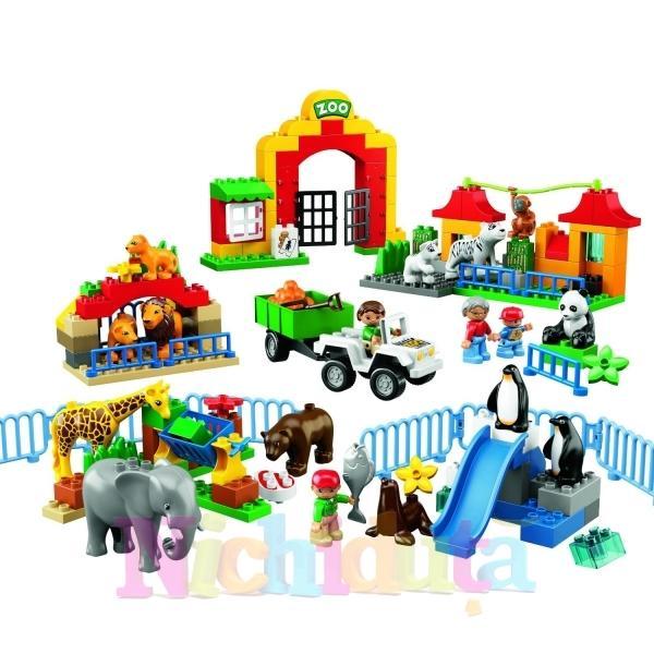 LEGO Gradina Zoologica din seria Lego Duplo