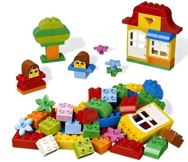 LEGO Distractie cu caramizi Lego Duplo