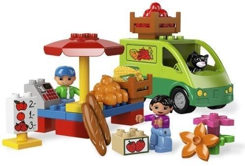 LEGO Piata din seria LEGO DUPLO