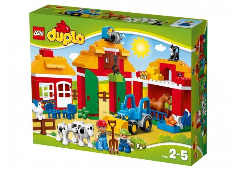LEGO Ferma mare LEGO DUPLO (10525)