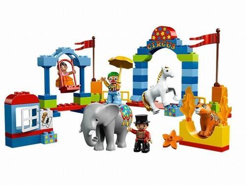LEGO Circul mare din seria Lego Duplo