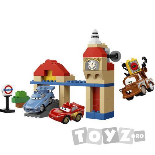 LEGO Big Bentley din seria LEGO DUPLO