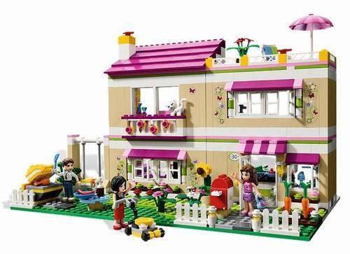 LEGO Casa Oliviei din seria LEGO Friends
