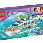 Lego Lego Friends Iaht De Croaziera Cu Delfini – 41015