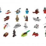 LEGO Calendarul de advent LEGO Star Wars 2013