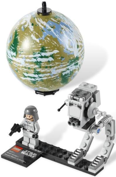 LEGO AT-ST Endor din seria LEGO Star Wars