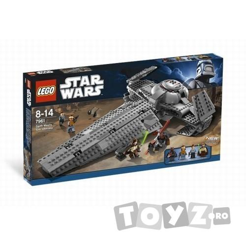 LEGO Darth Maul's Sith Infiltrator™ – din seria LEGO STAR WARS