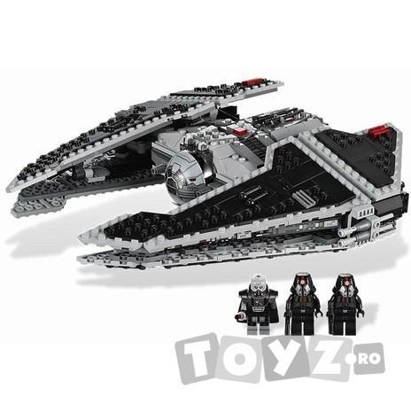 LEGO Sith[TM] Fury-class Interceptor[TM] din seria STAR WARS