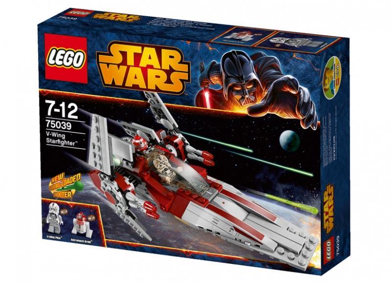 LEGO V-wing Starfighter (75039)