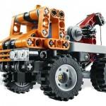 LEGO Mini camion remorcare