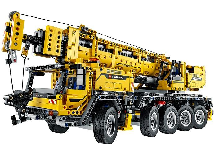 LEGO Macara mobila MK II (42009)
