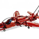 LEGO Avion cu reactie