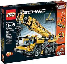 Lego Lego Technic Macara Mobila Mk Ii – 42009