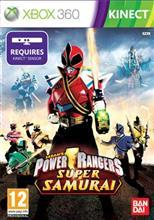 Namco Bandai Power Rangers Samurai (Kinect) Xbox 360