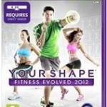 Ubisoft Your Shape Fitness Evolved 2012 (Kinect) Xbox 360