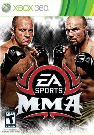Electronic Arts Electronic Arts MMA: Mixed Martial Arts (XBOX 360)