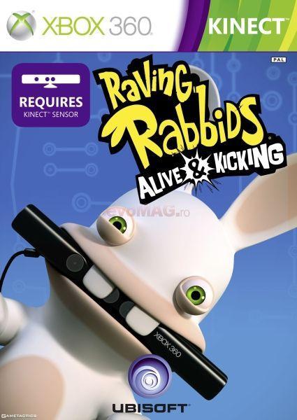 Ubisoft Ubisoft Raving Rabbids: Alive & Kicking (XBOX 360)
