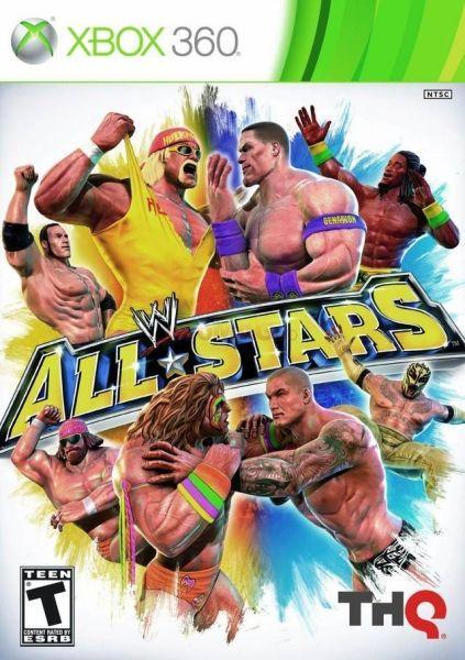 THQ THQ WWE All Stars (XBOX 360)
