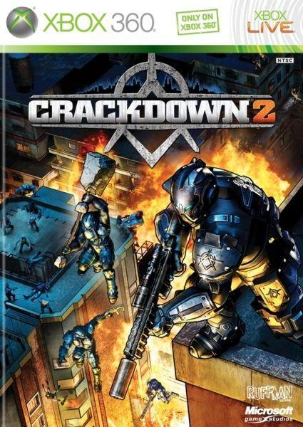 Microsoft Game Studios Microsoft Game Studios Crackdown 2 (XBOX 360)