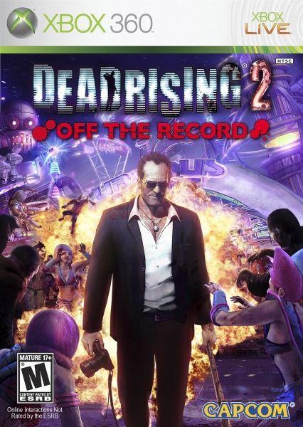 Capcom Capcom Dead Rising 2: Off the Record (XBOX 360)