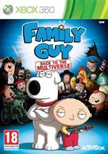 Activision Family Guy Back To The Multiverse Xbox360