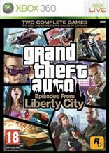 Rockstar Games Grand Theft Auto Iv Episodes From Liberty City Xbox360