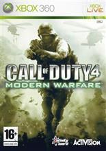 Activision Call Of Duty 4 Modern Warfare Xbox360