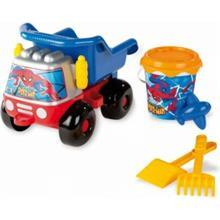 Smoby Smoby Spiderman Camion Galeata Cu Forme