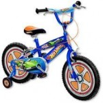 Stamp Bicicleta Copii De 16 Inch – Hot Wheels
