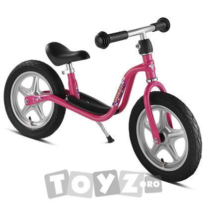 PUKY Bicicleta fara pedale LR1 Roz