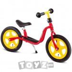 PUKY Bicicleta fara pedale LR1 Rosie