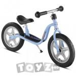 PUKY Bicicleta fara pedale LR1 (albastra)