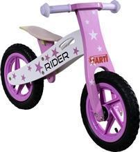 Arti Bicicleta Fara Pedale Din Lemn Arti Star Roz Deschis