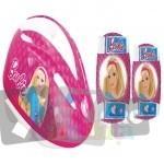 STAMP Set protectie Barbie (cotiere, genunchiere, casca)