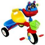 Kiddieland Tricicleta Pliabila Interactiva Mickey Mouse Kiddieland