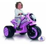 Injusa Injusa – Tricicleta electrica Hello Kitty