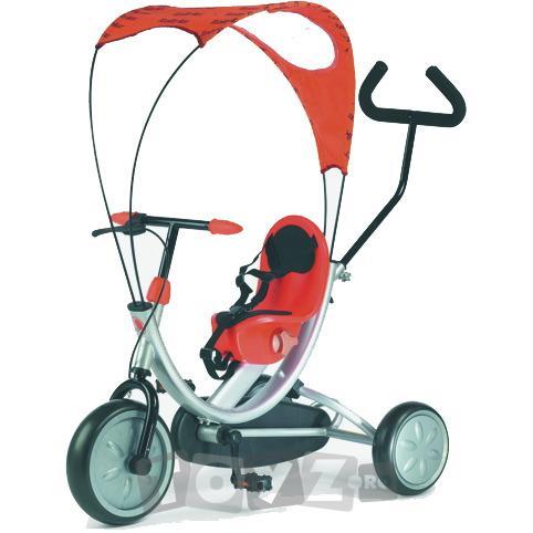 Italtrike Tricicleta OKO Orange cu parasolar