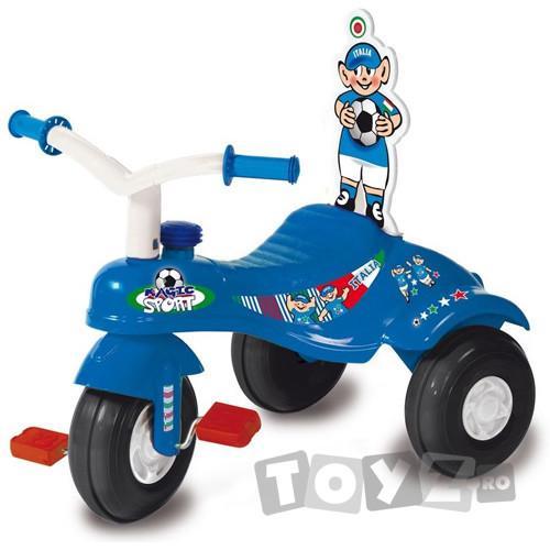 Biemme Tricicleta Magic Sport Azzurro