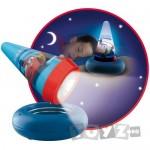 WorldsApart Veioza 2 in 1 Go Glow Disney Cars