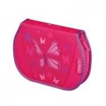 Herlitz Penar echipat 26 piese Flexi Pink Butterfly Herlitz