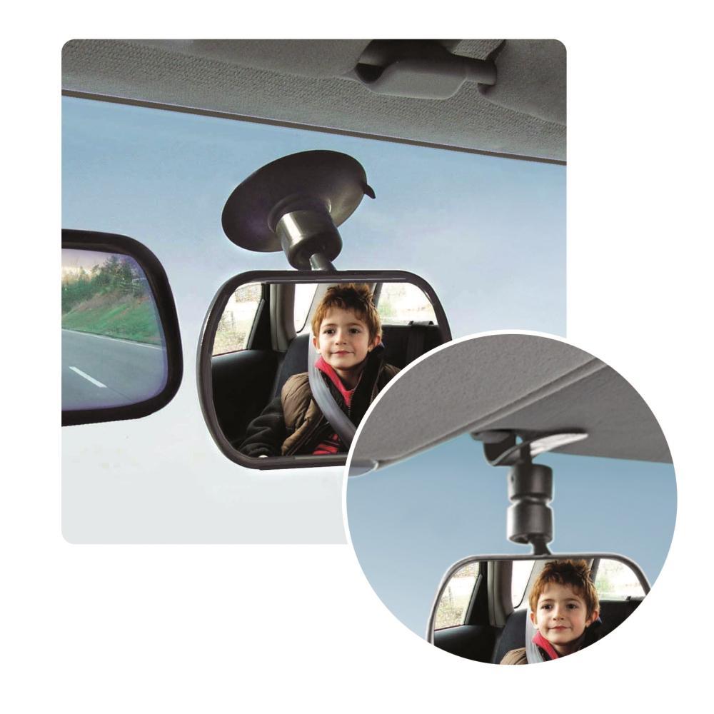 Reer Reer – Oglinda auto de siguranta 2 in 1