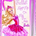 BTS Penar echipat Barbie in the pink shoes