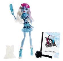 Monster High Papusa Monster High Doll Art Class Abbey Bominable