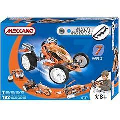 Meccano Meccano – Set 7 modele