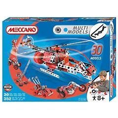 Meccano Meccano – Set 30 modele cu Motor