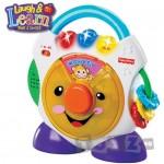FisherPrice L&L CD Player MTN6857
