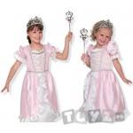 Melissa&Doug Costum carnaval copii Printesa