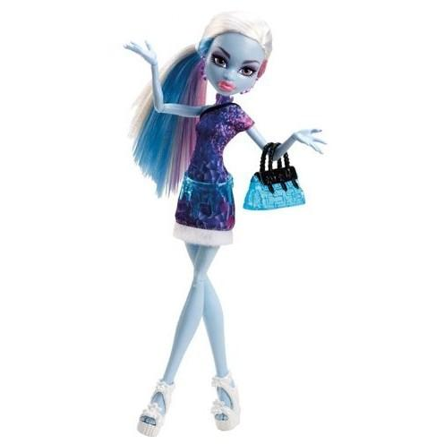 Mattel Papusa Monster high – Plimbarete – Abbey Bominable