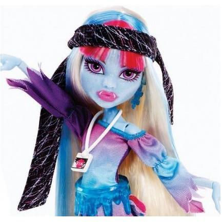 Mattel Papusa Monster High gama Festivalul de muzica Abbey Bominable MTY7692-Y7695