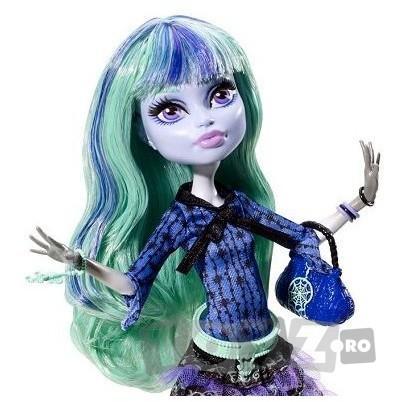 Mattel Twyla – Monster High Seria 13 Wishes